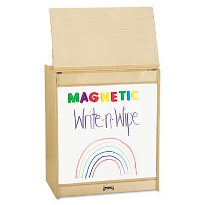 BIG BOOK EASELS, 24.5W X 15D X 20H, WHITE