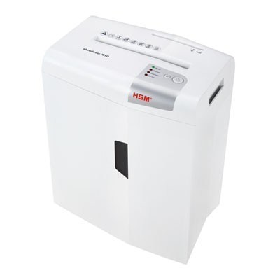 SHREDSTAR X10 CROSS-CUT SHREDDER, 10 MANUAL SHEET CAPACITY