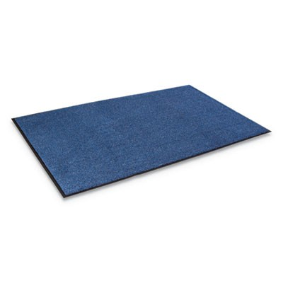 Rely-On Olefin Indoor Wiper Mat, 48 X 72, Marlin Blue