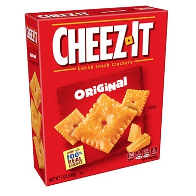 Cheez-It Crackers, Original, 48 Oz Box