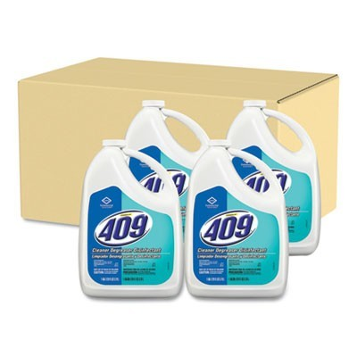 Cleaner Degreaser Disinfectant, Refill, 128 Oz 4/carton