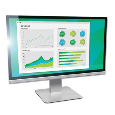 "ANTIGLARE FRAMELESS FILTER FOR 23"" WIDESCREEN MONITOR, 16:9 ASPECT RATIO"