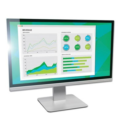 "ANTIGLARE FRAMELESS FILTER FOR 27"" WIDESCREEN MONITOR, 16:9 ASPECT RATIO"