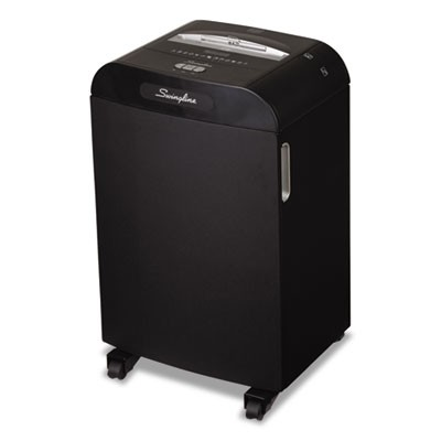 DX20-19 CROSS-CUT JAM FREE SHREDDER, 20 MANUAL SHEET CAPACITY