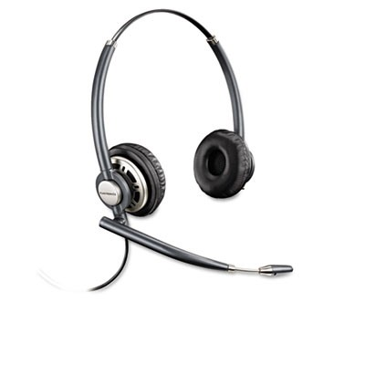 Encorepro Premium Binaural Over-The-Head Headset W/noise Canceling Microphone