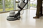 FLOOR MACHINES & ACCESSORIES