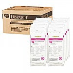 Dispatch Cleaner Disinfectant Towels With Bleach, 9 X 10, 60/pack, 12 Pks/carton