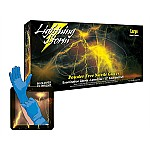 Lightning Storm Gloves Nitrile (6163536_XL)