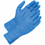 NITRILE EXAMINATION GLOVES (COV10L)